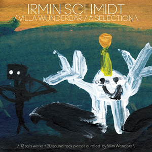 Irmin Schmidt and Kumo - Axolotl Eyes